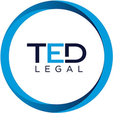 Ted Legal Logo